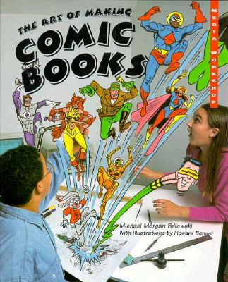 Art of Making Comic Books, The