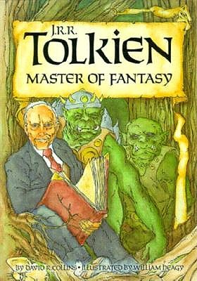 J.R.R. Tolkien: Master of Fantasy (Lerner Biographies), Collins, David R.