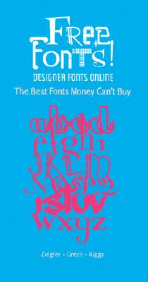 Image for Freefonts!: Designer Fonts Online