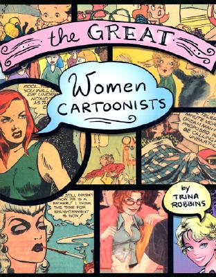 Image for The Great Women Cartoonists