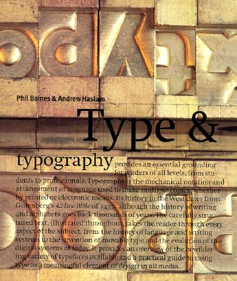 Image for Type and Typography Baines, Phil