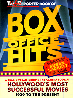 The Hollywood Reporter Book of Box Office Hits, Sackett, Susan