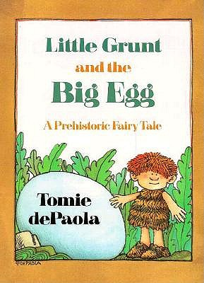 Image for Little Grunt and the Big Egg