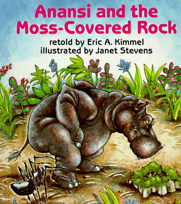 Image for ANANSI AND THE MOSS COVERED ROCK