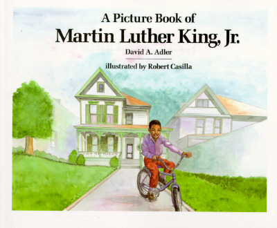 """A Picture Book of Martin Luther King, Jr. (Picture Book Biography)"", ""Adler, David A."""