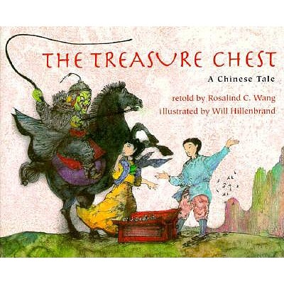 Image for The Treasure Chest A Chinese Tale