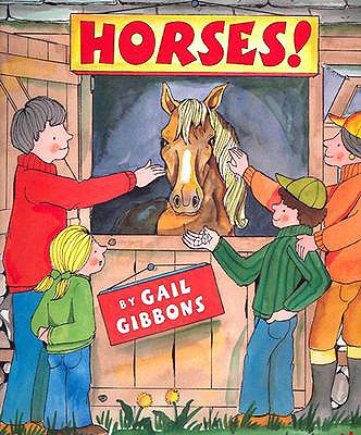 Horses!, Gibbons, Gail