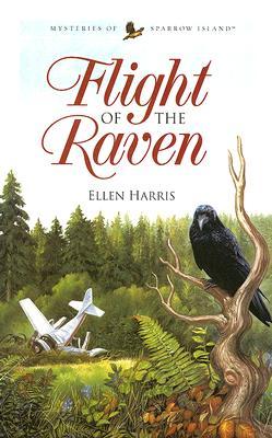 FLIGHT OF THE RAVEN, HARRIS, ELLEN