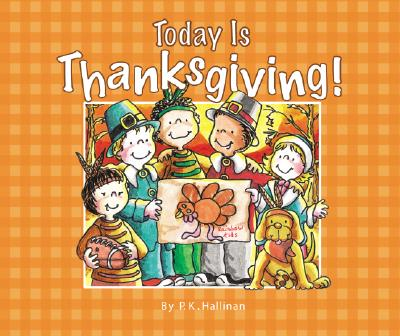 Image for Today Is Thanksgiving!