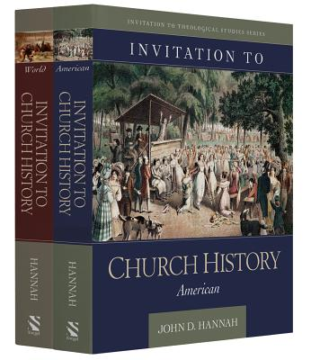 Image for Invitation to Church History, 2 Volume Set: The Story of Christianity (Invitation to Theological Studies)
