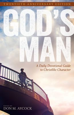 Image for God's Man: A Daily Devotional Guide to Christlike Character
