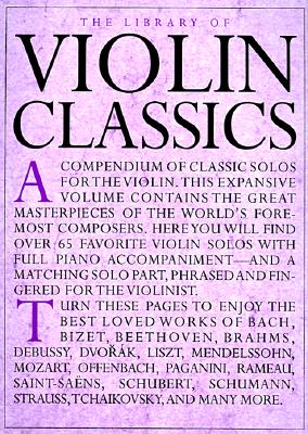 Image for The Library of Violin Classics