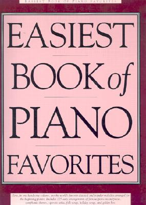 Image for Easiest Book of Piano Favorites