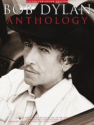 Image for Bob Dylan Anthology: Guitar Tab