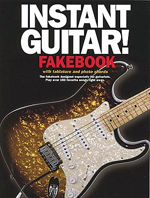 Instant Guitar! Fakebook, Pickow, Peter