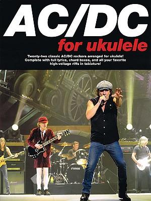 AC/DC for Ukulele (Music Sales America), AC/DC