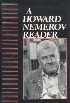 Image for A Howard Nemerov Reader