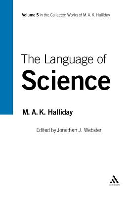 Image for Language of Science: Volume 5 (Collected Works M A Halliday)