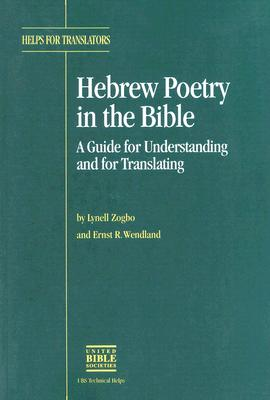 Image for Hebrew Poetry (Helps for Translators)