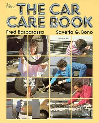 Image for The Car Care Book