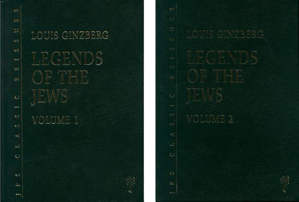 Legends of the Jews (2-Volume Set), Ginzberg, Louis