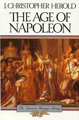 Image for The Age of Napoleon (American Heritage Library)