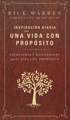 Image for Ins Dia Vida Con Proposito HC