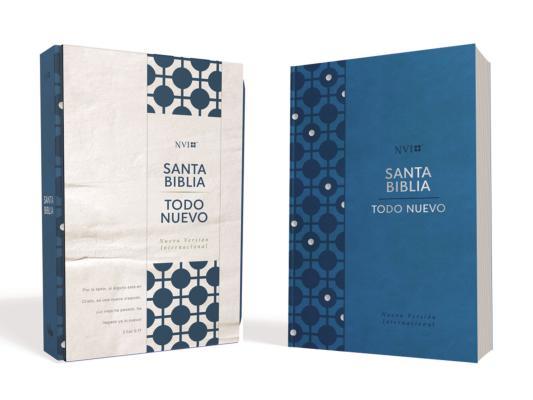 Image for NVI Biblia del Nuevo Creyente 'Todo Nuevo', Edición Soft Touch, Leathersoft (Spanish Edition)