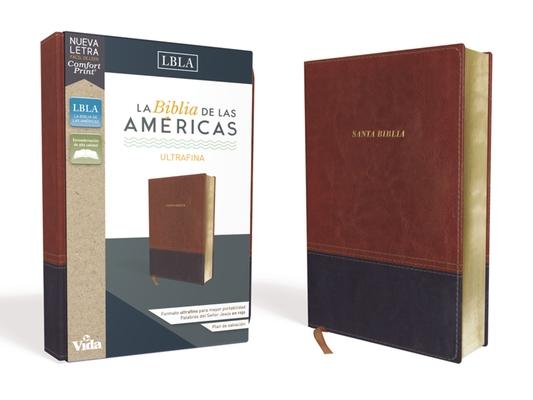 Image for LBLA Santa Biblia Ultrafina, Leathersoft, Café (Spanish Edition)