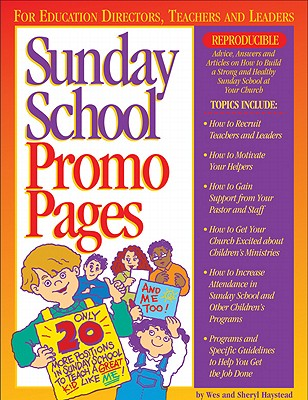 Image for Sunday School Promo Pages (Smart Pages Series)