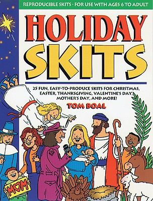 Image for Holiday Skits (Smart Pages Series) Boal, Tom