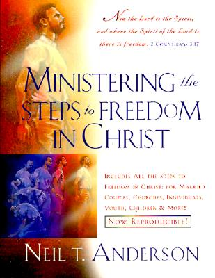 Image for Ministering the Steps to Freedom