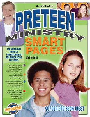 Image for Preteen Ministry Smart Pages