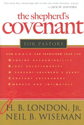 Image for The Shepherd's Covenant for Pastors