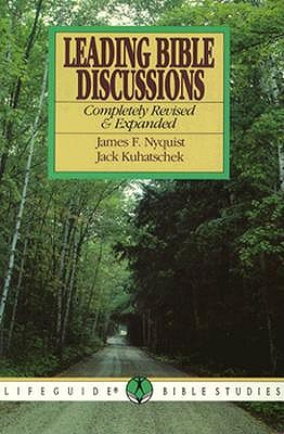 Image for Leading Bible Discussions (Lifeguide Bible Studies)