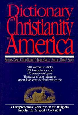 Image for Dictionary of Christianity in America
