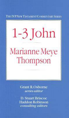 Image for 1-3 John (IVP New Testament Commentary Series)