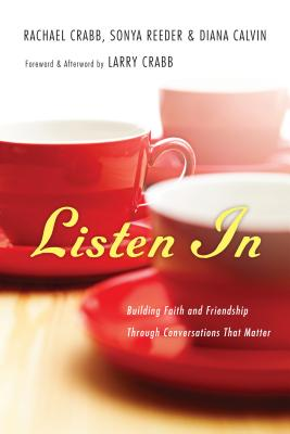 Image for Listen in: Building Faith and Friendship Through Conversations That Matter