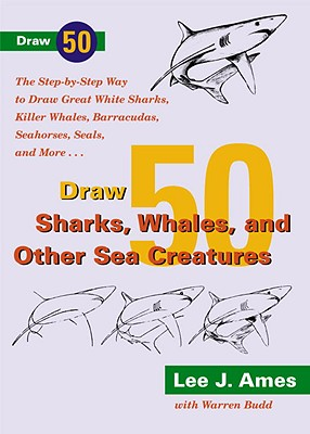 Image for Draw 50 Sharks, Whales, And Other Sea Creatures