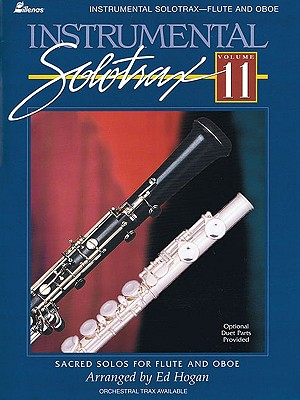 Image for Instrumental Solotrax - Volume 11: Sacred Solos for Flute and Oboe