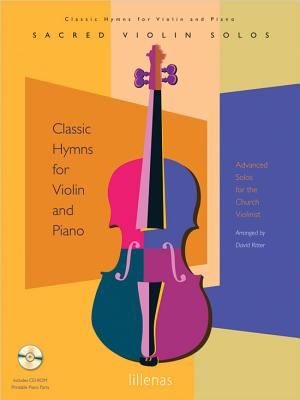 Image for Classic Hymns for Violin and Piano: Advanced Solos for the Church Violinist