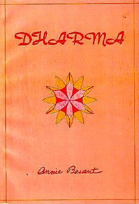 Dharma, Besant, Annie
