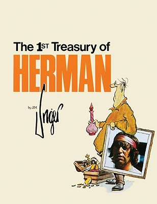 1st Treasury of Herman (Andrews & McMeel Treasury Series), Unger, Jim