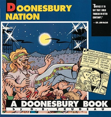 Image for DOONESBURY NATION