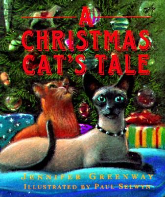 Image for A Christmas Cat's Tale (Little Books)