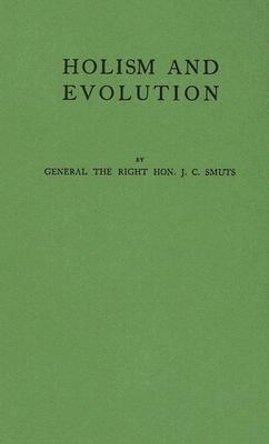 Holism and Evolution, Smuts, Jan