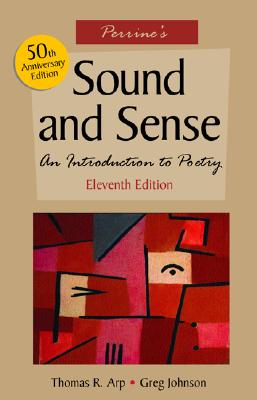 Image for Sound and Sense: Introduction to Poetry