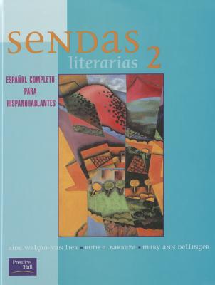 Image for SENDAS LITERARIAS 2E LEVEL 2 STUDENT TEXT 2001C