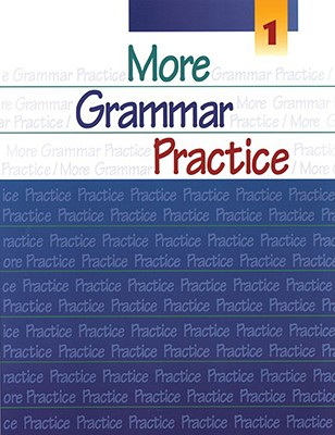 Image for More Grammar Practice 1