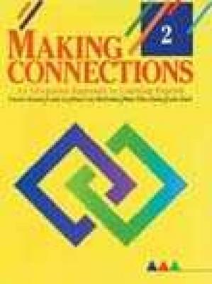Image for Making Connections, Vol. 2: An Integrated Approach to Learning English